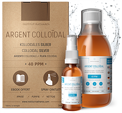 ARGENT COLLOIDAL 300 ML  -  19,90 EUR
