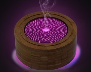 Elia : diffuseur par brumisation ultrasonique